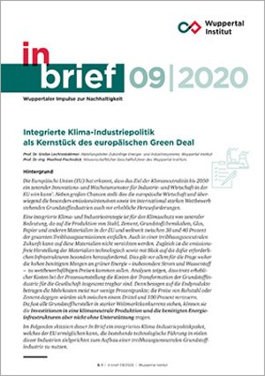 Cover: In Brief 09/2020