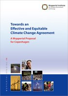 Towards an Effective and Equitable Climate Change Agreement