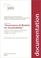 Corporate Governance of Sustainability