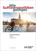 Cover Suffizienzpolitiken