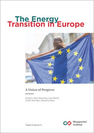 Cover: The Energy Transition in Europe