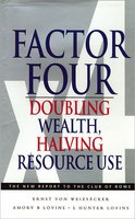 Factor Four - Doubling Wealth, Halving Resource Use