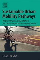 Book cover: Sustainable Urban Mobility Pathways