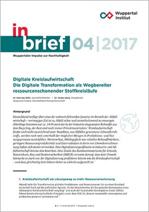 In Brief 04/2017