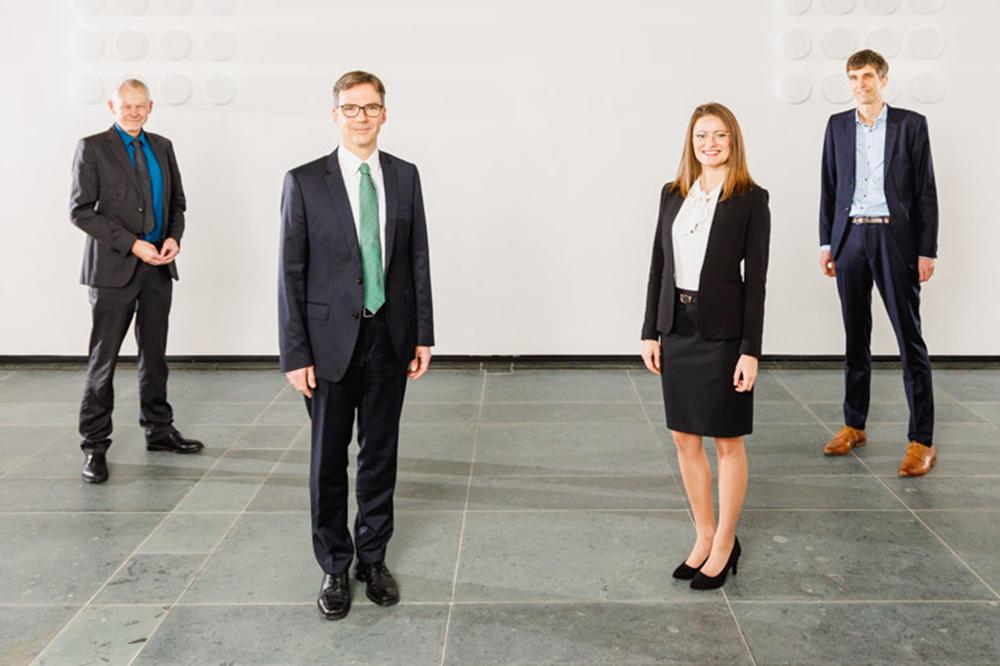 JRF-Vorstand 2020