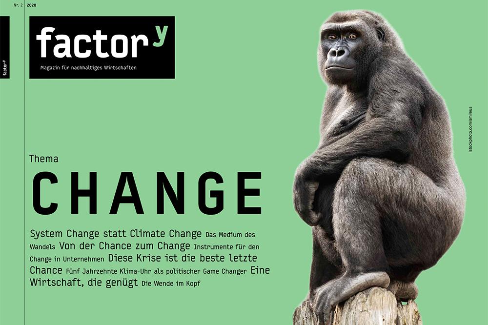 "FactorY ""Change"""
