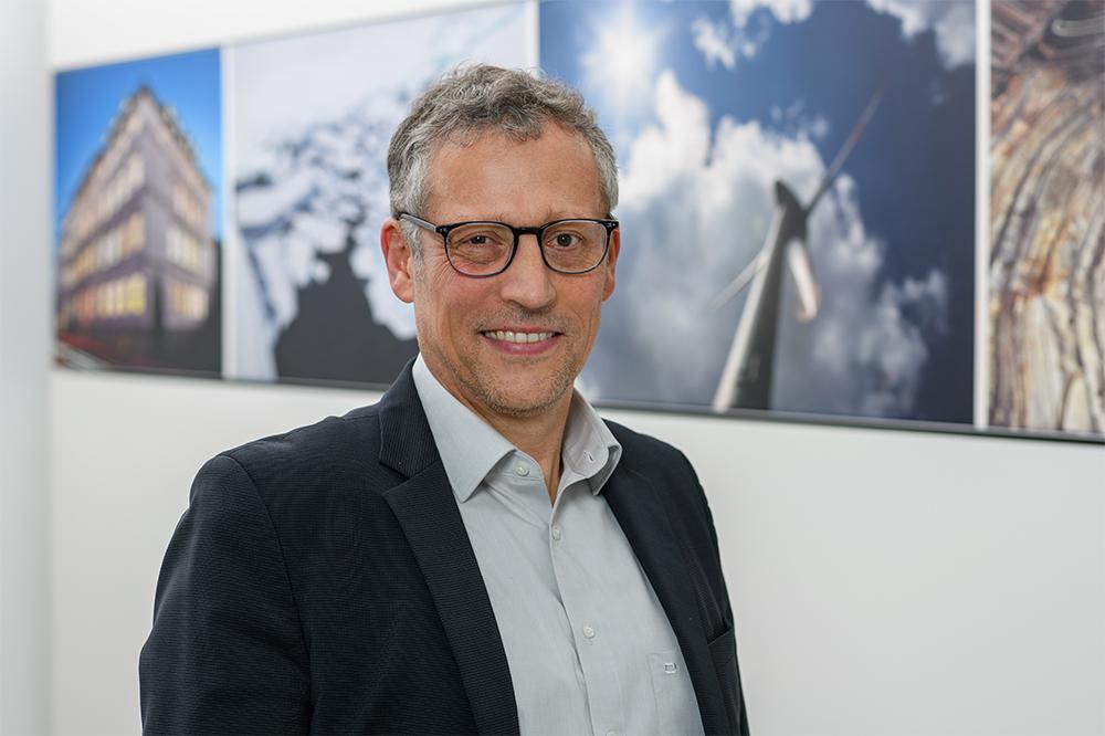 Michael Dedek, kaufmännischer Geschäftsführer des Wuppertal Instituts