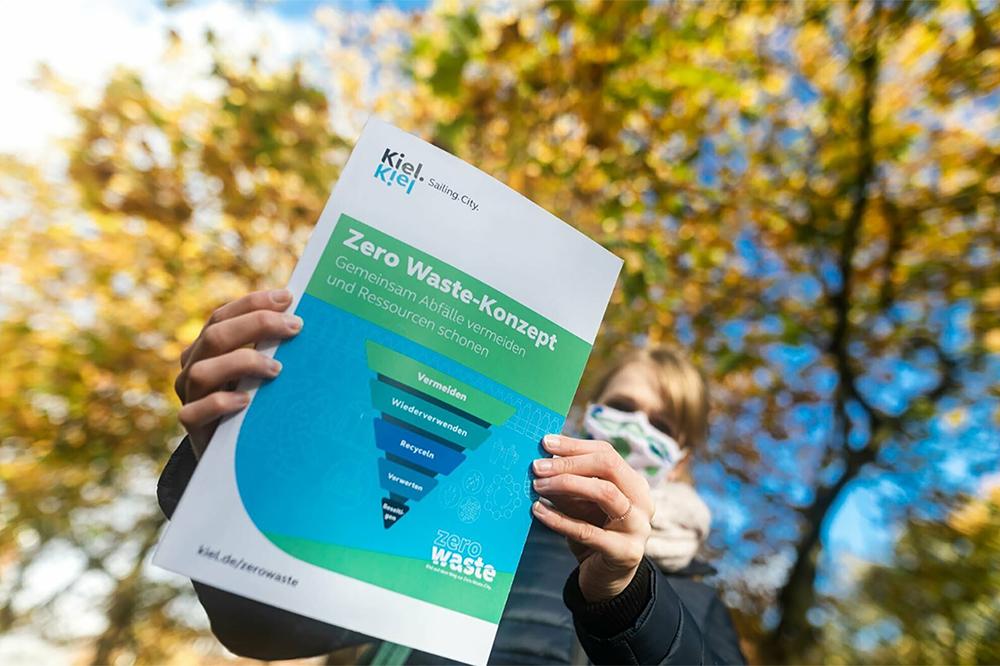 Cover des Kieler Zero-Waste-Konzepts